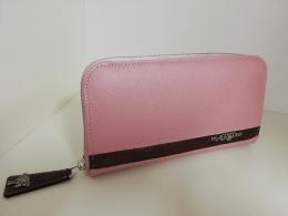 Ženska denarnica roza