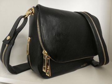 ženska torbica črna